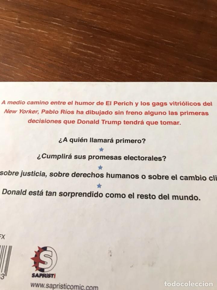 Libros: Pablo Ríos presidente Trump - Foto 3 - 118175196