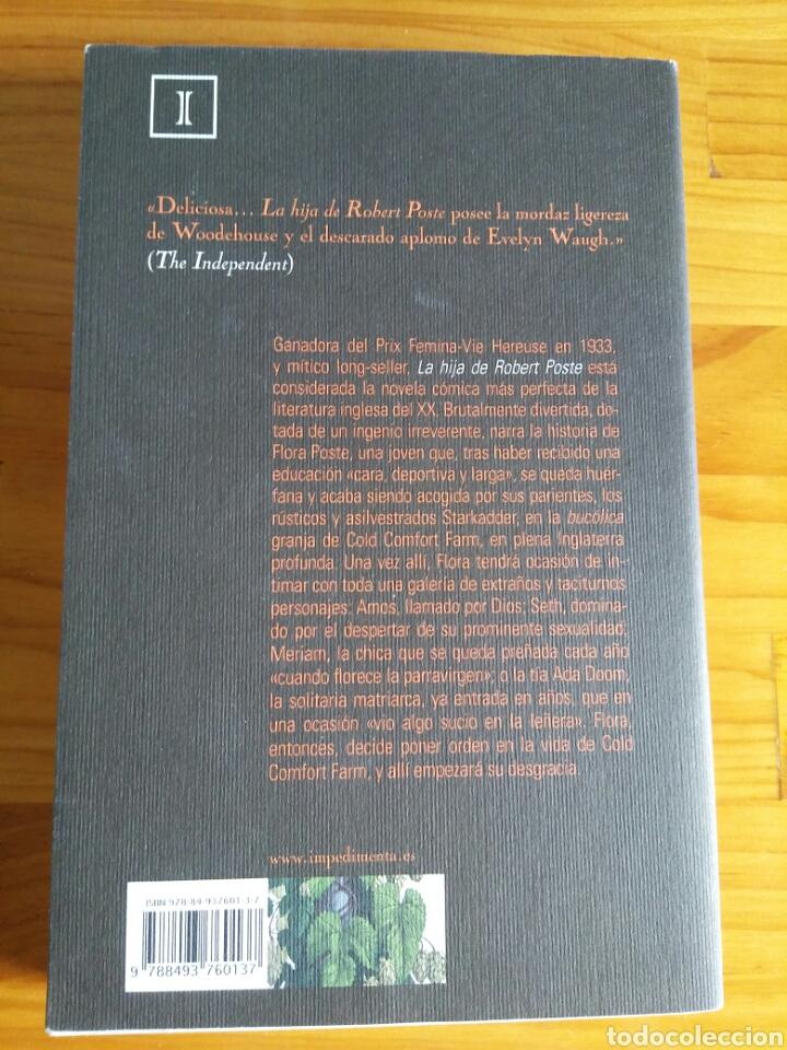 Libros: La hija de Robert Poste. Stella Gibbons - Foto 3 - 124213819