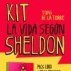 Libros: KIT LA VIDA SEGÚN SHELDON TIMUN MAS NARRATIVA. Lote 74062241