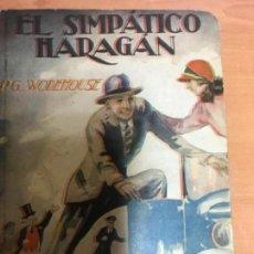 Libros: EL SIMPATICO HARAGÁN. P. G. WODEHOUSE. Lote 132689750