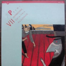 Libros: PREMI INTERNACIONAL CATALONIA D'IL·LUSTRACIO VII. 1ª EDICIO, 1997. Lote 132738690