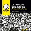 Libros: UNA TONTERÍA PARA CADA DÍA, DE NICOLÁS MARTÍNEZ CEREZO. Lote 156512724