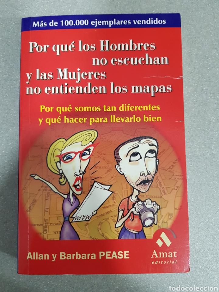 POR QUÉ LOS HOMBRES NO ESCUCHAN Y LAS MUJERES NO ENTIENDEN LOS MAPAS (Libros Nuevos - Literatura - Narrativa - Humor)