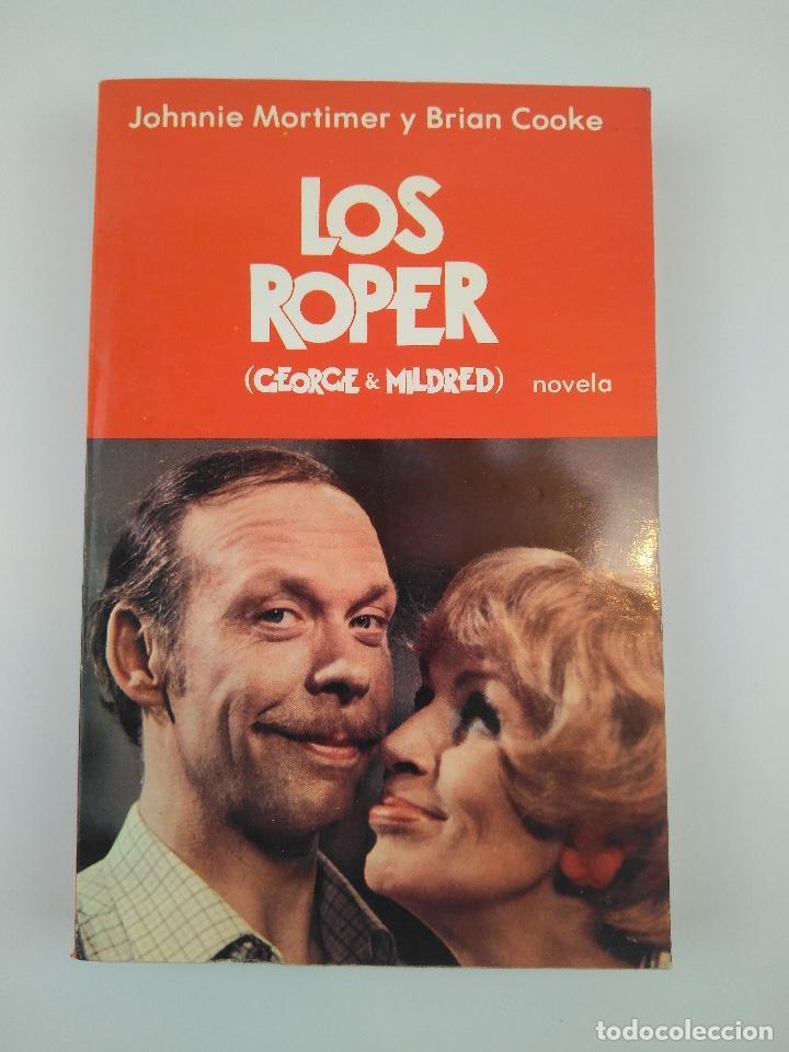 LOS ROPER GEORGE & MILRED NOVELA (Libros Nuevos - Literatura - Narrativa - Humor)