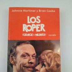 Libros: LOS ROPER GEORGE & MILRED NOVELA. Lote 137192298