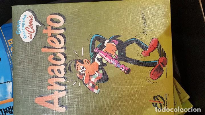Libros: Gran enciclopedia del comic - Foto 2 - 138908478