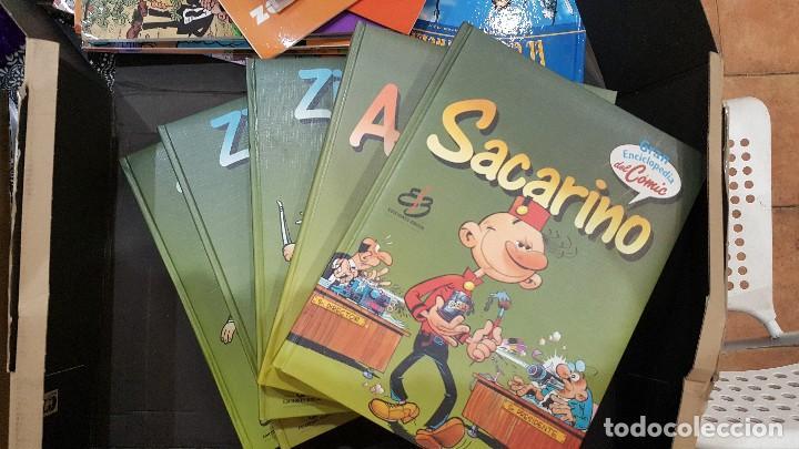 Libros: Gran enciclopedia del comic - Foto 3 - 138908478