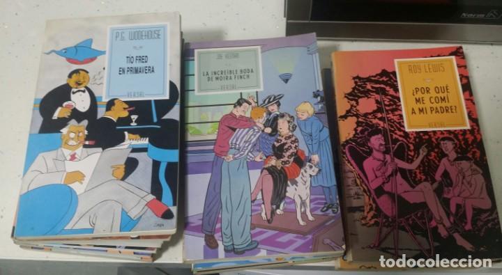 Libros: Lote 14 libros humor - Foto 3 - 141596014