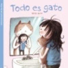 Libros: TODO ES GATO. Lote 141665098