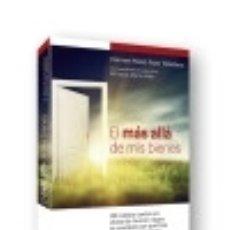 Libros: EL MÁS ALLÁ DE MIS BIENES. Lote 142841048