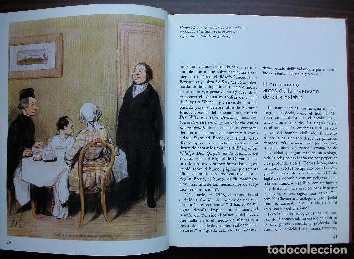 Libros: EL HUMORISMO. BIBLIOTECA SALVAT DE GRANDES TEMAS - Foto 2 - 143331510