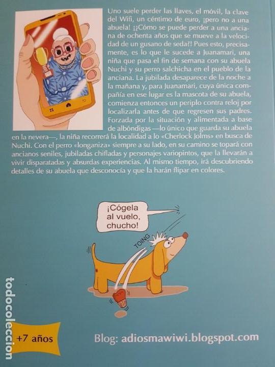 Libros: ¡DIOS MIO! ¡HE PERDIDO A MI ABUELA! (CUENTO INFANTIL ILUSTRADO) - Foto 2 - 145909282