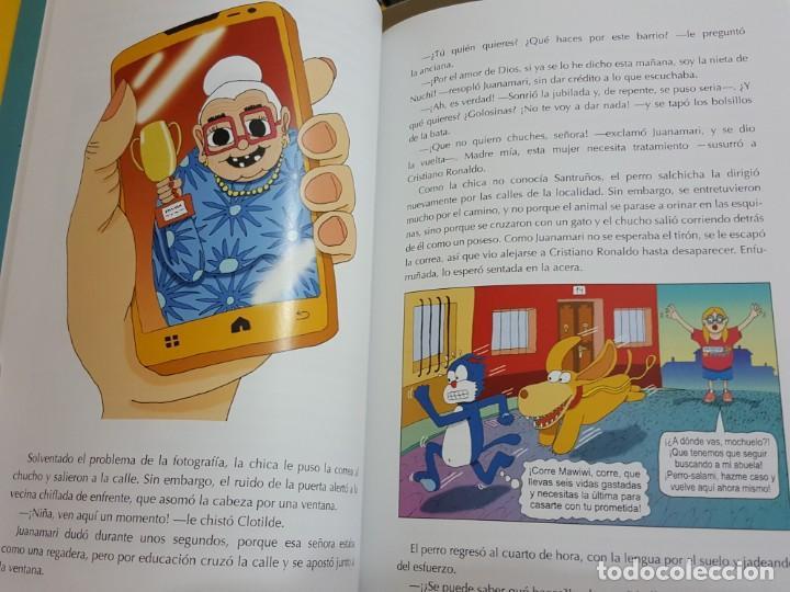 Libros: ¡DIOS MIO! ¡HE PERDIDO A MI ABUELA! (CUENTO INFANTIL ILUSTRADO) - Foto 4 - 145909282