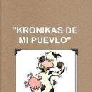 Libros: KRONIKAS DE MI PUEVLO. Lote 150120630
