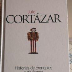 Libros: JULIO CORTÁZAR. HISTORIAS DE CRONOPIOS Y DE FAMAS. EL PAÍS 2002.. Lote 217182543