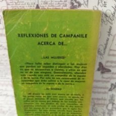Libros: LIBRO DE HUMOR. Lote 165049446