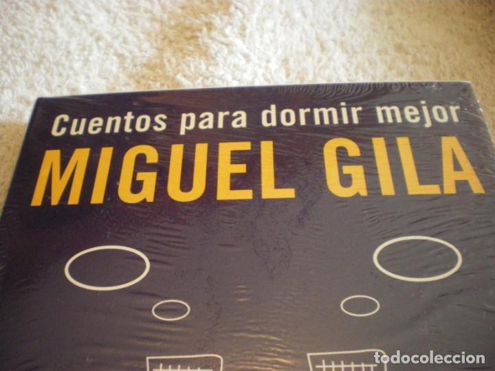 Libros: LIBRO MIGUEL GILA CUENTOS PARA DORMIR MEJOR - Foto 2 - 169642504