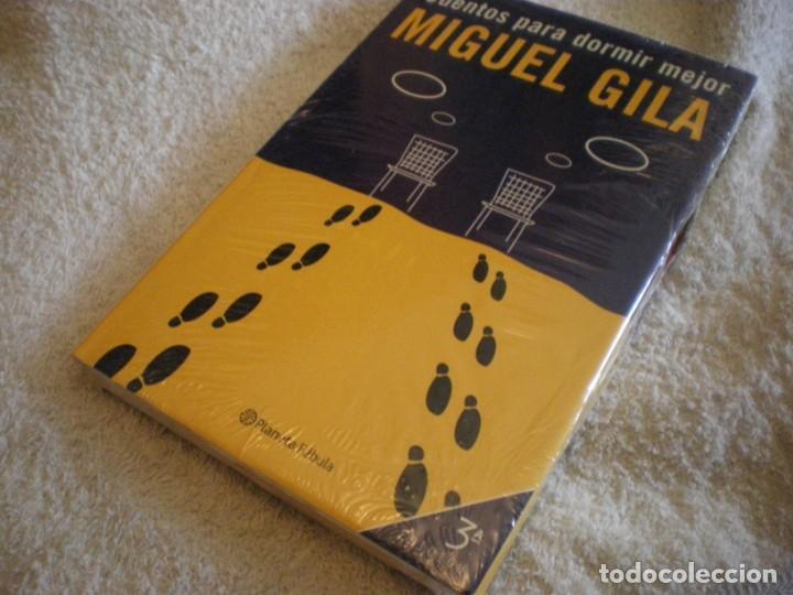Libros: LIBRO MIGUEL GILA CUENTOS PARA DORMIR MEJOR - Foto 7 - 169642504