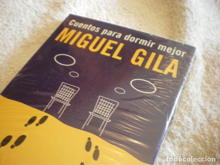 Libros: LIBRO MIGUEL GILA CUENTOS PARA DORMIR MEJOR - Foto 8 - 169642504