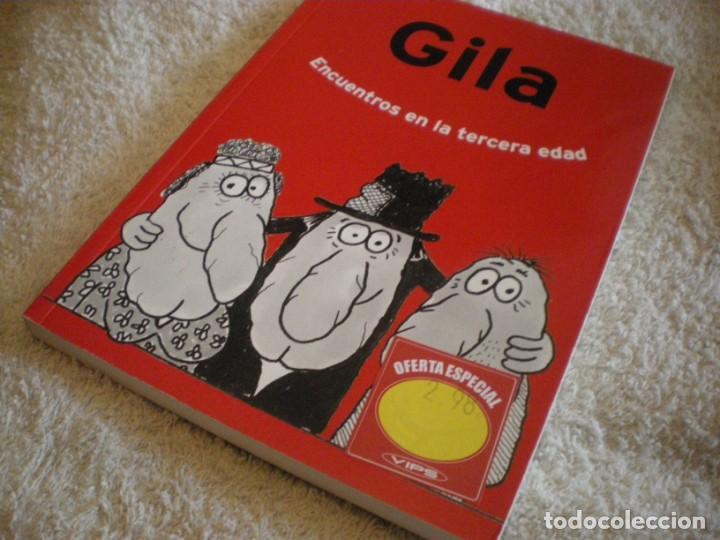 Libros: LIBRO MIGUEL GILA ENCUENTROS EN LA TERCERA EDAD - Foto 8 - 169643084