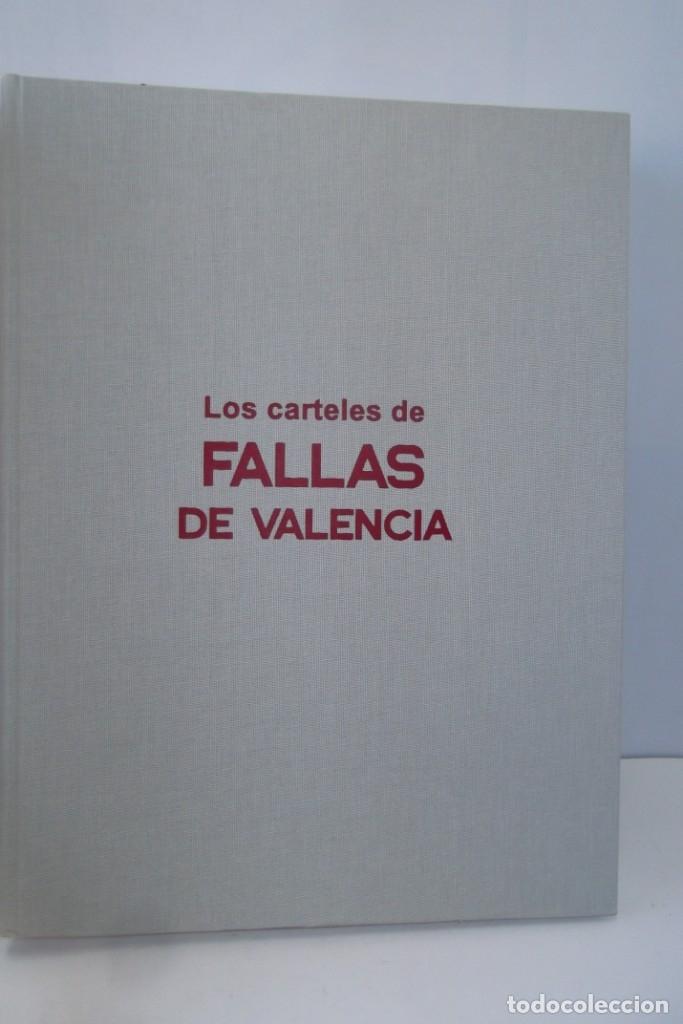 Libros: # LOS CARTELES DE LAS FALLAS EN VALENCIA , AÑOS 1929- 1999 # - Foto 3 - 173199197