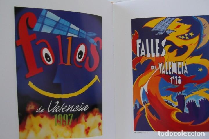 Libros: # LOS CARTELES DE LAS FALLAS EN VALENCIA , AÑOS 1929- 1999 # - Foto 8 - 173199197