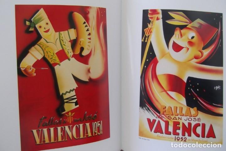Libros: # LOS CARTELES DE LAS FALLAS EN VALENCIA , AÑOS 1929- 1999 # - Foto 22 - 173199197