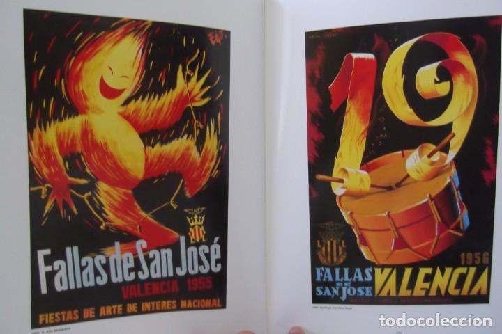 Libros: # LOS CARTELES DE LAS FALLAS EN VALENCIA , AÑOS 1929- 1999 # - Foto 24 - 173199197