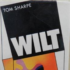Libros: WILT, DE TOM SHARPE, NOVELA HUMORÍSTICA.. Lote 173451029