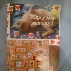 Libros: NINA Y SUS AMORES 1. Lote 173600073