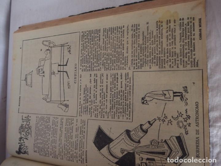 Libros: TOMO ENCUADERNADO- REVISTA D. JOSÉ 1956 - Foto 5 - 176925609