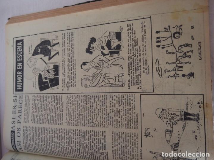 Libros: TOMO ENCUADERNADO- REVISTA D. JOSÉ 1956 - Foto 6 - 176925609