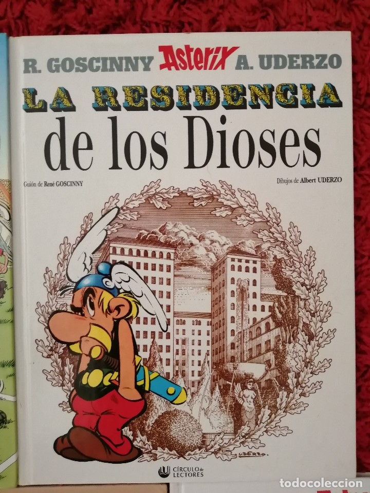 Libros: Cinco cómics con Astérix y Mortadelo y Filemon - Foto 4 - 176977179