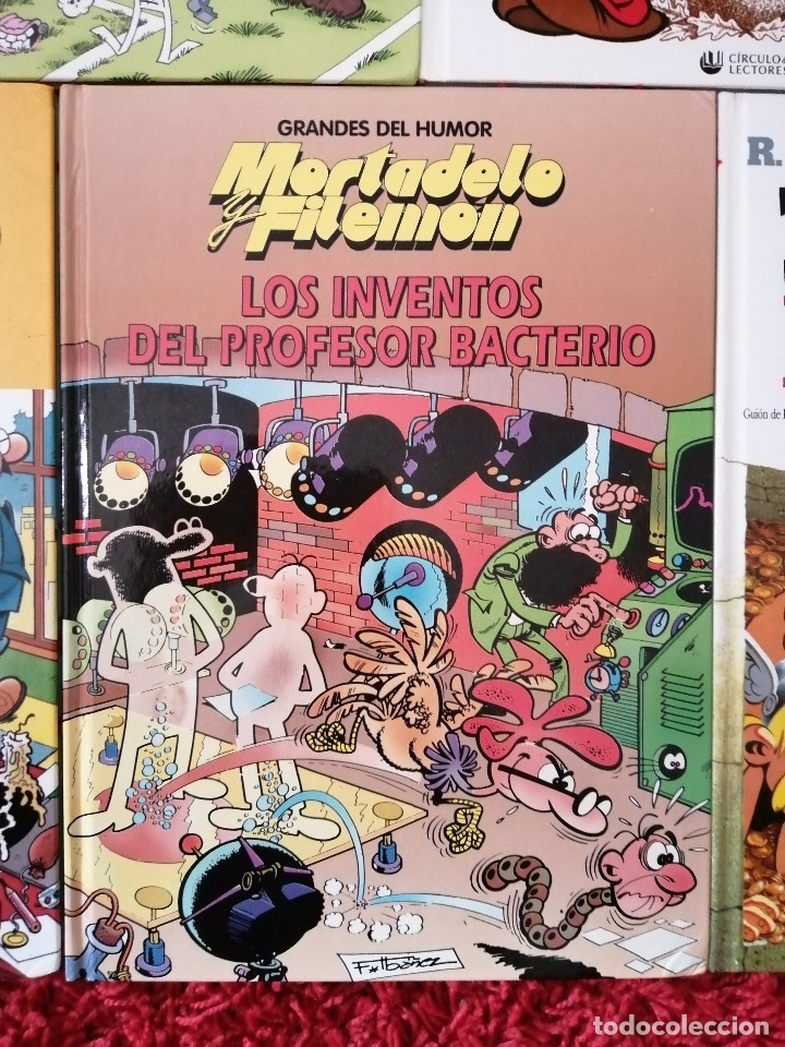Libros: Cinco cómics con Astérix y Mortadelo y Filemon - Foto 12 - 176977179