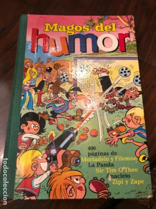 TEBEO MAGOS DEL HUMOR 1973 EDITORIAL BRUGUERA VOL XIV ZIPI Y ZAPE MORTADELO FILEMÓN SIR TIM O THEO (Libros Nuevos - Literatura - Narrativa - Humor)