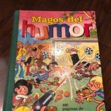 Libros: TEBEO MAGOS DEL HUMOR 1973 EDITORIAL BRUGUERA VOL XIV ZIPI Y ZAPE MORTADELO FILEMÓN SIR TIM O THEO. Lote 181216750