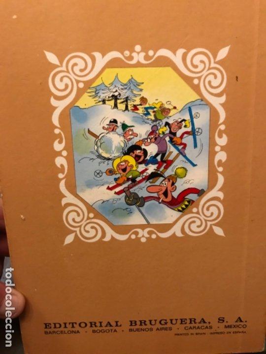 Libros: Tebeo Magos del Humor 1973 Editorial Bruguera Vol XIV Zipi y zape Mortadelo filemón Sir Tim O Theo - Foto 2 - 181216750