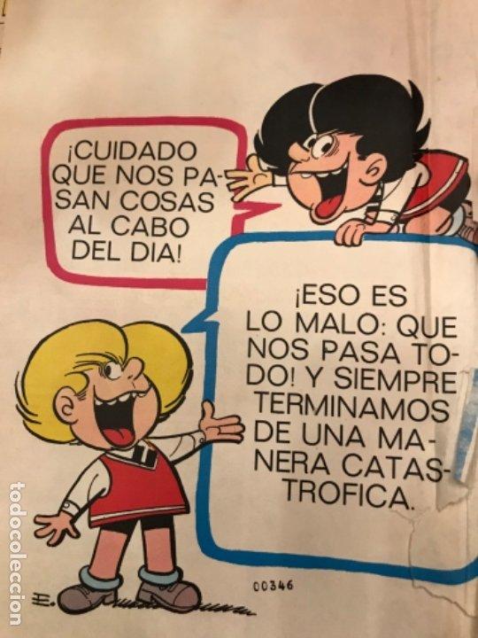 Libros: Tebeo Magos del Humor 1973 Editorial Bruguera Vol XIV Zipi y zape Mortadelo filemón Sir Tim O Theo - Foto 6 - 181216750