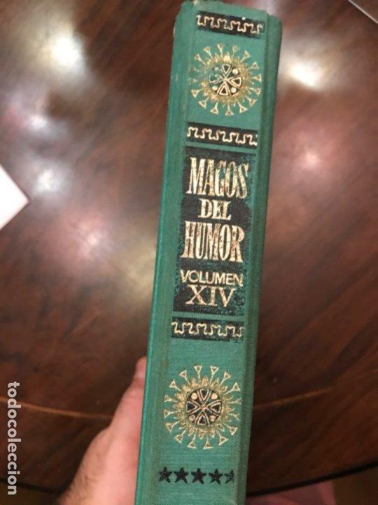 Libros: Tebeo Magos del Humor 1973 Editorial Bruguera Vol XIV Zipi y zape Mortadelo filemón Sir Tim O Theo - Foto 8 - 181216750