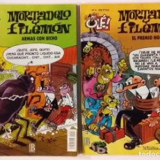Libros: VENDO TEBEOS MORTADELO Y FILEMON . Lote 189591303