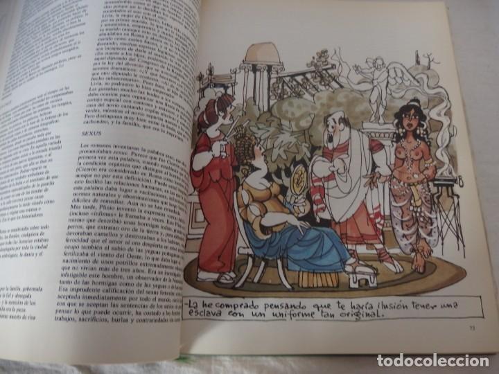 Libros: HISTORIA DE LA GENTE, Ant. Mingote, 1984 - Foto 4 - 190025548