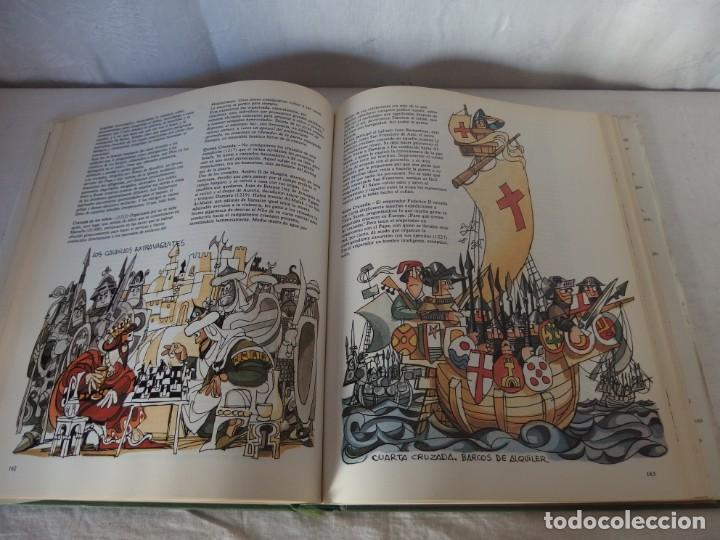 Libros: HISTORIA DE LA GENTE, Ant. Mingote, 1984 - Foto 5 - 190025548