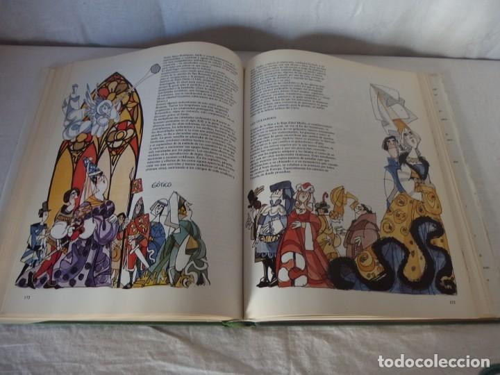 Libros: HISTORIA DE LA GENTE, Ant. Mingote, 1984 - Foto 6 - 190025548