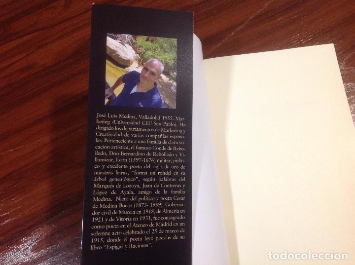 Libros: AUTÓGRAFO LAS AVENTURAS DEL BOBALICÓN CHASMAN CAPRA NOVELA HUMOR ABSURDO JOSE LUIS MEDINA MARTIN - Foto 4 - 192500696
