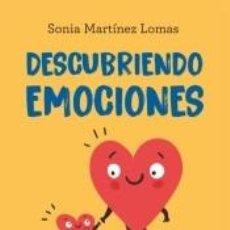 Libros: DESCUBRIENDO EMOCIONES. Lote 205926146