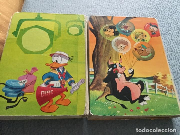 Libros: DOS LIBROS DE PELICULAS. WALT DISNEY. SEXTO Y SÉPTIMO TOMOS. COLECCION JOVIAL. TAPA DURA - Foto 2 - 208421148