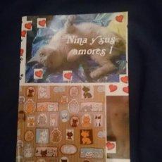 Libros: NINA Y SUS AMORES 1. Lote 209339121