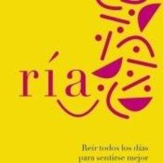 Libros: RÍA. Lote 217222176