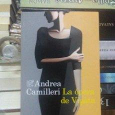 Libros: ANDREA CAMILLERI.LA OPERA DE VIGATA.DESTINO. Lote 218802507