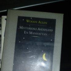 Libros: LOTE LIBROS WOODY ALLEN. Lote 219138398